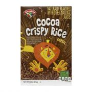Hannaford Cocoa Crisp Rice Cereal