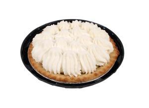 "Hannaford 8"" Banana Creme Pie"