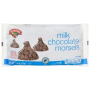 Hannaford Milk Chocolate Morsels