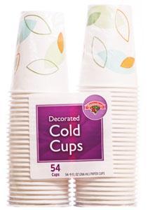 Hannaford 9 Oz. Cold Cups