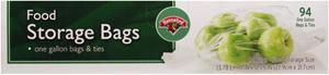 Hannaford Food Storage Bags