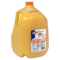 Hannaford Orange Juice From Concentrate W/calcium
