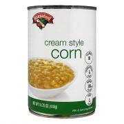 Hannaford Cream Style Corn