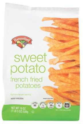 Hannaford Sweet Potato French Fries