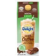 International Delight Iced Coffee Light Mocha Flavored