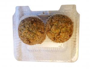 Hannaford Lemon Poppyseed Muffins