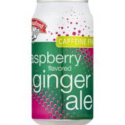 Hannaford Raspberry Ginger Ale