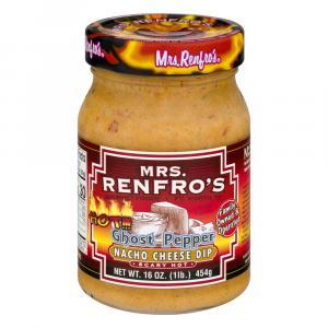 Mrs. Renfro's Ghost Pepper Nacho Cheese Sauce