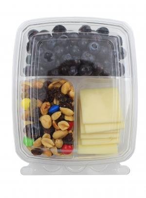 Snack Pals Trail Mix, Blueberries & Cheese
