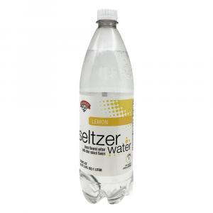 Hannaford Lemon Seltzer Water