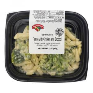 Hannaford Penne with Chicken and Broccoli