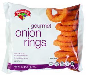 Hannaford Gourmet Onion Rings