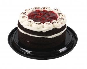 "6.5"" Triple Layer Black Forest Cake"