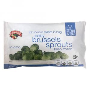 Hannaford Steam-in-Bag Brussels Sprouts
