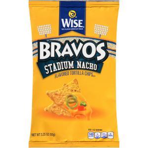 Wise Bravos Stadium Nacho Tortilla Chips