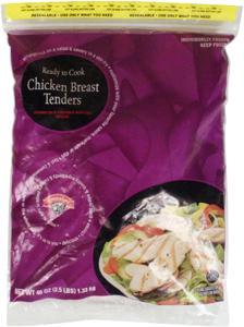 Hannaford Frozen Chicken Breast Tenders