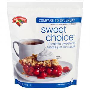 Hannaford Sucralose No Calorie Sweetener