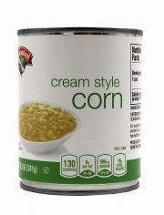 Hannaford Cream Style Corn