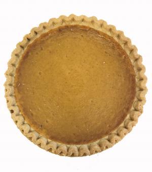 "Hannaford 8"" No Sugar Added Pumpkin Pie"