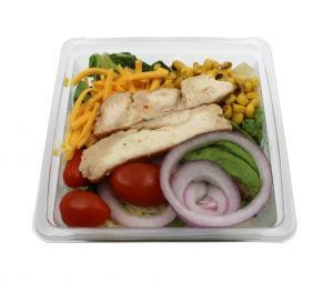 Hannaford Chicken Santa Fe Salad