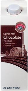 Hannaford Chocolate Milk