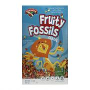 Hannaford Fruity Fossils Cereal