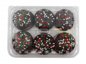 Christmas Jr. Whoopie Pies