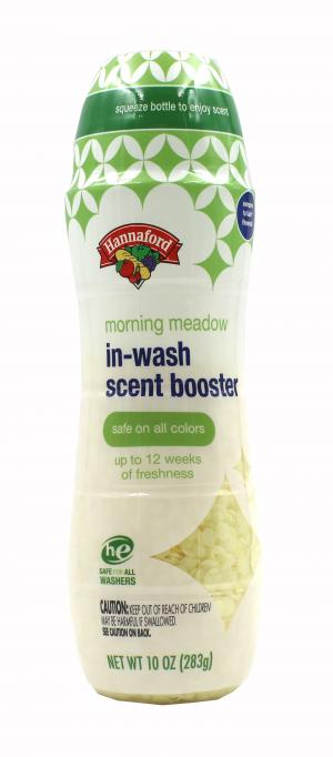 Hannaford Morning Meadow In-Wash Scent Booster
