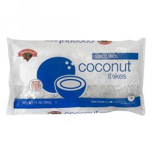 Hannaford Sweetened Flaked Coconut
