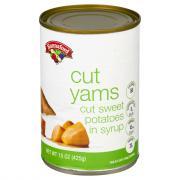 Hannaford Cut Yams