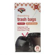 Hannaford Flextra Trash Bags 30 Gallon