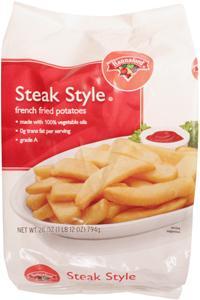 Hannaford Steak Fries