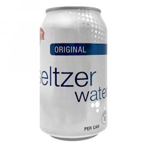 Hannaford Original Seltzer Water