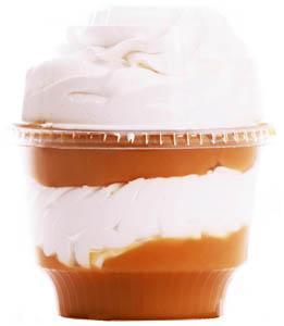 Butterscotch Pudding Cups