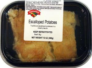 Hannaford Escalloped Potatoes