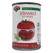 Hannaford Italian Stewed Tomatoes
