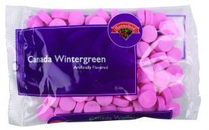 Hannaford Canada Wintergreen Mints