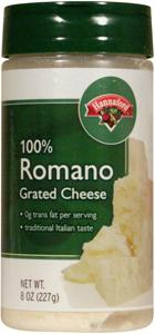 Hannaford Grated Romano Cheese