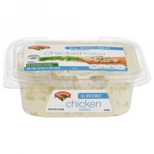 Hannaford White Meat Chicken Salad