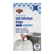Hannaford Tall Kitchen Flex Bags
