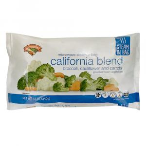 Hannaford Steam-in-Bag California Blend Vegetables