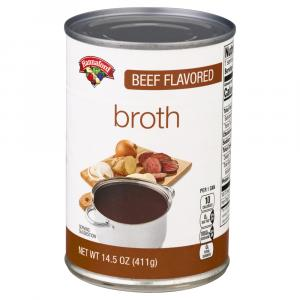 Hannaford Beef Broth