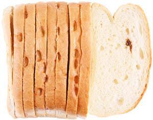 Hannaford 1/2 White Panini Loaf
