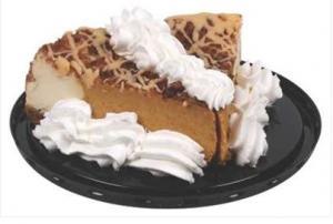 Party of 2 Pumpkin Praline Cheesecake