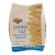 Hannaford Crinkle Cut French Fries