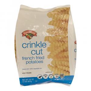 Hannaford Crinkle Cut French Fries