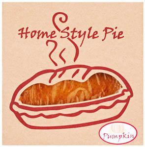 """8"""" Pumpkin Pie"""
