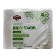 Hannaford Premium Paper Towels Full Sheet Double Roll
