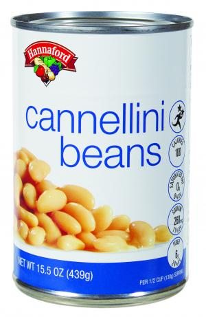 Hannaford Cannellini Beans