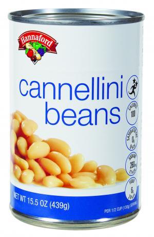 Hannaford Cannellini Beans